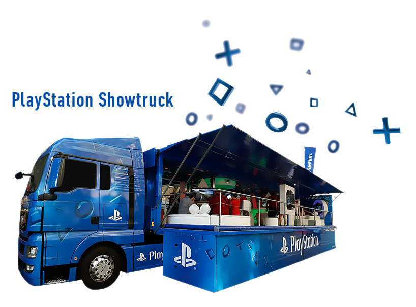 PlayStation Showtruck